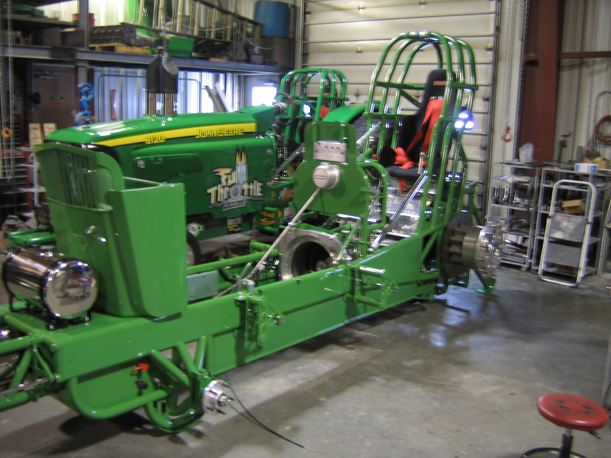 Staab Machine 187 Component Chassis