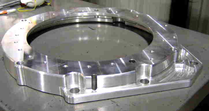emaill top adapter plate